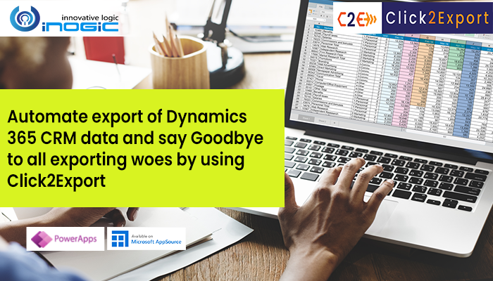 Automate export of Dynamics 365 CRM