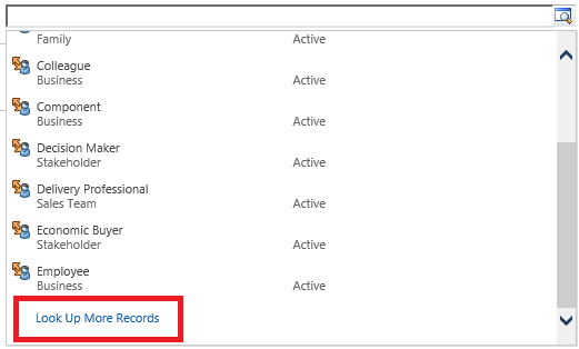 connection role in dynamics 365