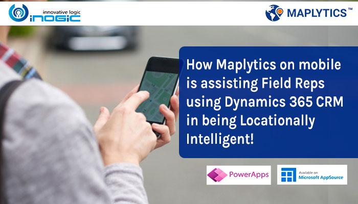 Maplytics on mobile