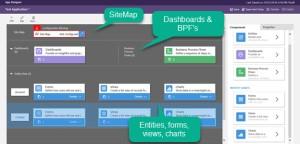 Microsoft Dynamics 365 App Module
