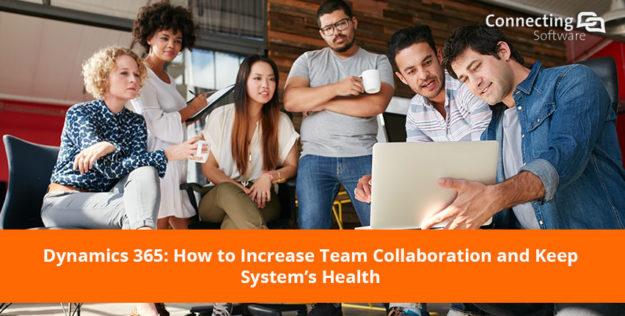 Dynamics 365 collaboration