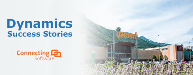 Dynamics Success Stories - Connecting Software - Iperal