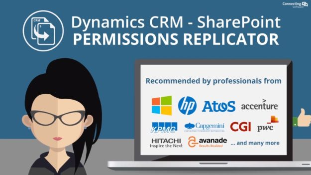 CB Dynamics 365 to SharePoint Permissions Replicator