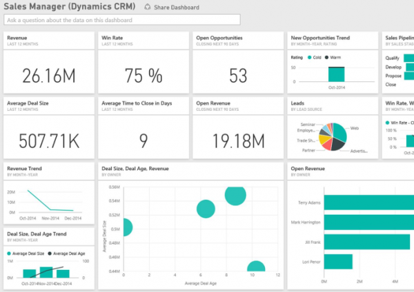 crm template