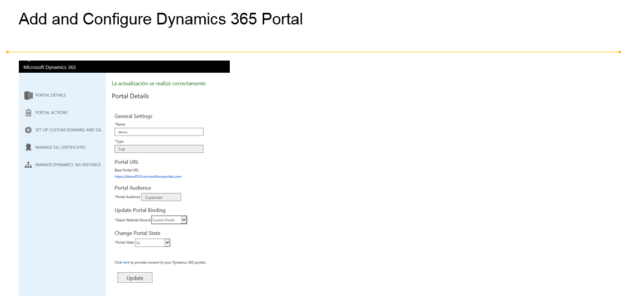 portal 365 2 625x300 Microsoft Dynamics 365 Portal – Strengths and Weaknesses Review